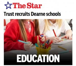 Trust Recruits Dearne Schools